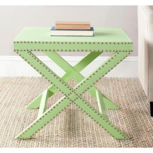 Safavieh Jeanine Light Green End Table by