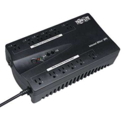 750VA 450 Watt UPS Desktop Battery Back Up Compact 120-Volt USB RJ11 PC