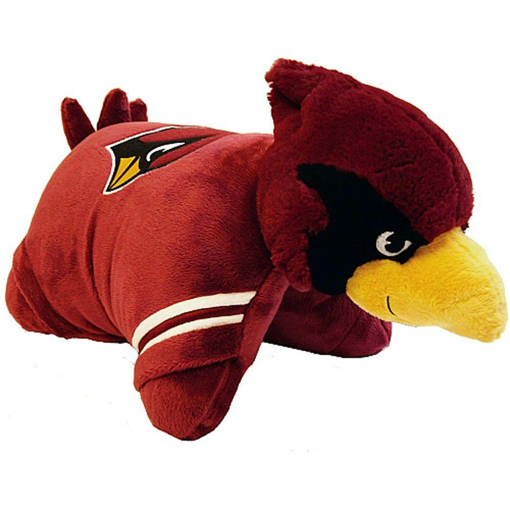 Fabrique Innovations Arizona Cardinals Pillow-DISCONTINUED