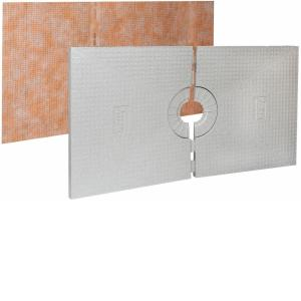 Schluter Kerdi-Shower 32 inch x 60 inch Shower Tray by Schluter