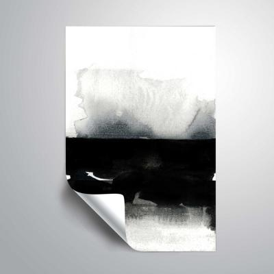 'BW 01'  Removable Wall Mural