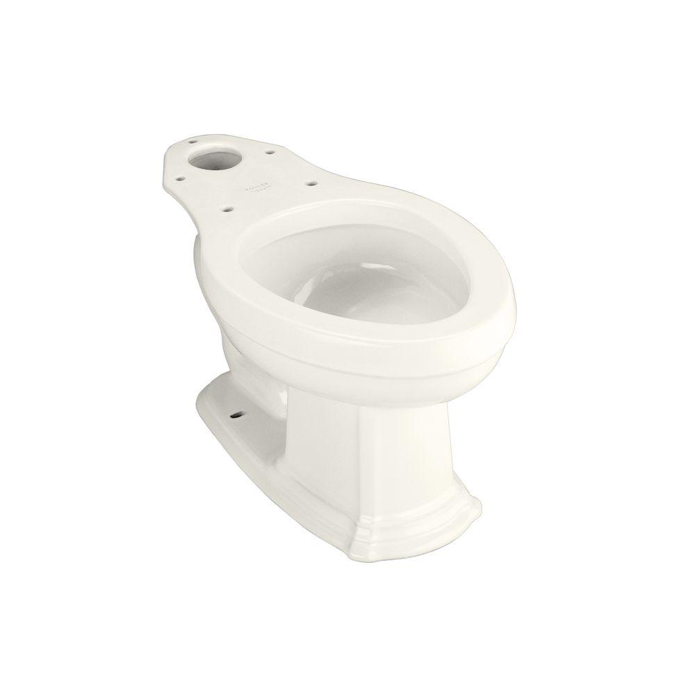 Kohler Portrait Elongated Toilet Bowl Only In Biscuit K