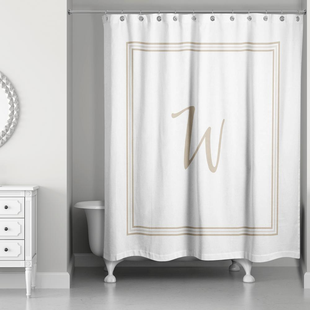 curtain brown beige and trees to enlarge here click shower curtains art with
