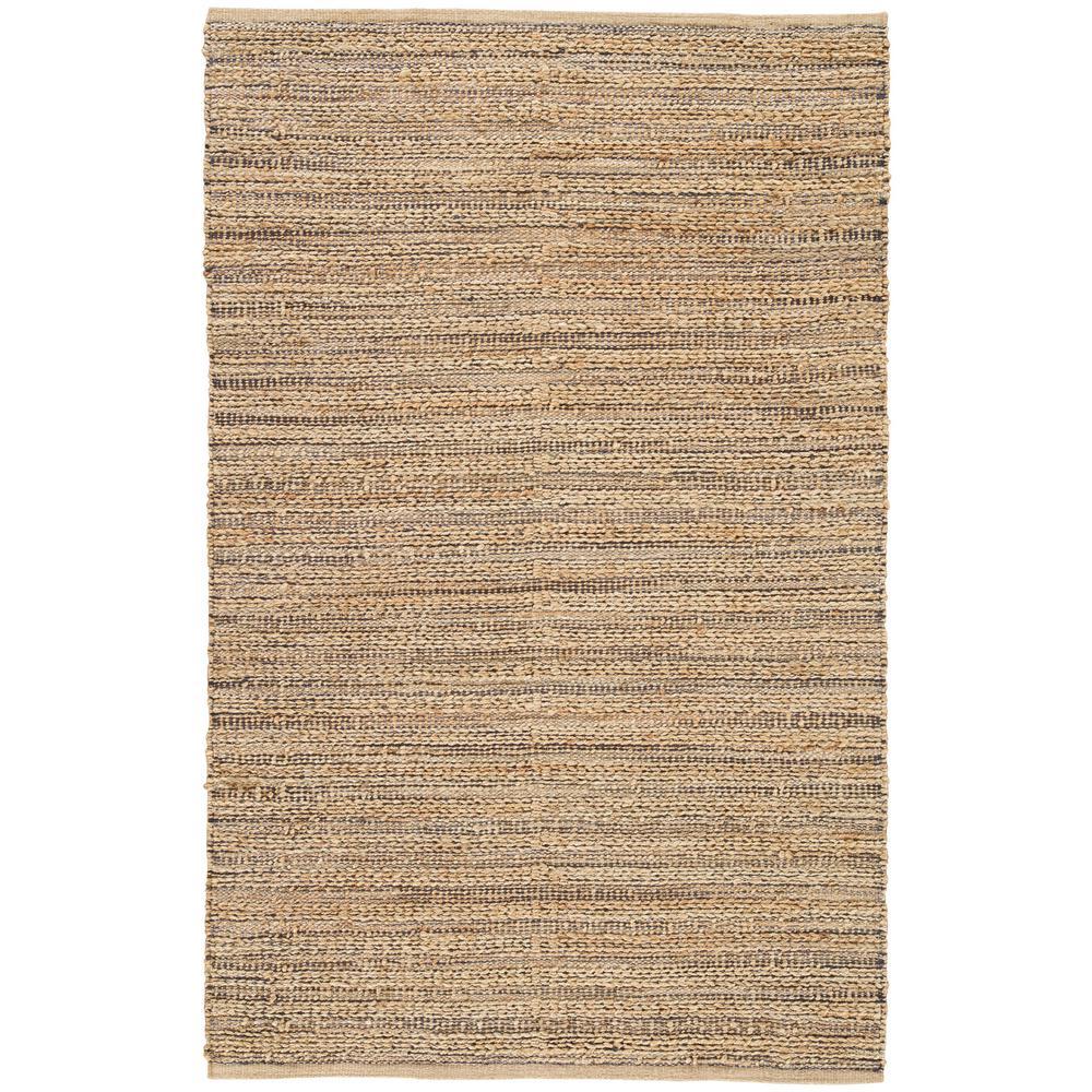 Natural Sandshell 3 ft. x 9 ft. Solid Runner Rug