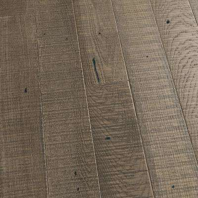 French Oak Santa Cruz 3/4 in. Thick x 5 in. Wide x Varying Length Solid Hardwood Flooring (22.60 sq. ft. /case)
