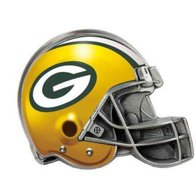 Green Bay Packers Helmet Hitches