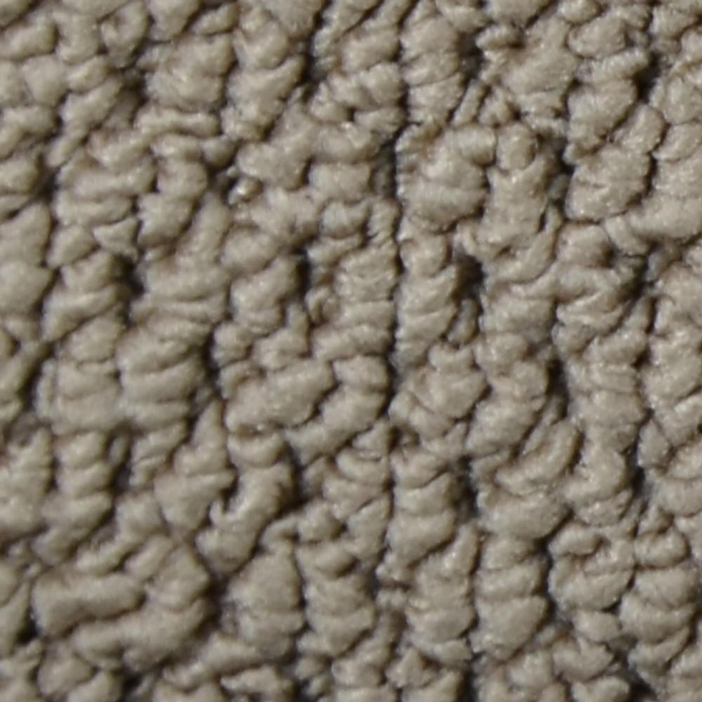 Carpet Sample - Bayfield - Color Brokenshire Loop 8 in. x 8 in.