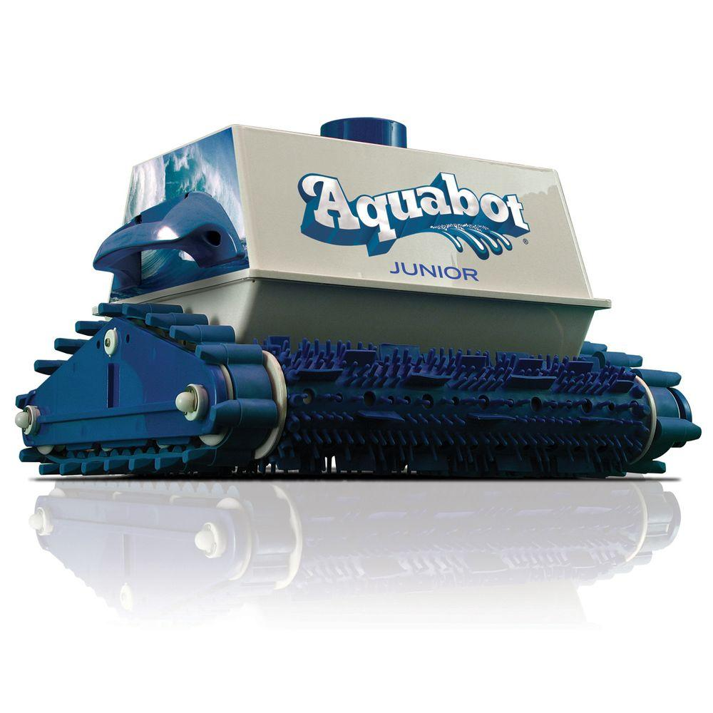 Aquabot Jr Cleaner For In Ground Pools Ne339 The Home Depot