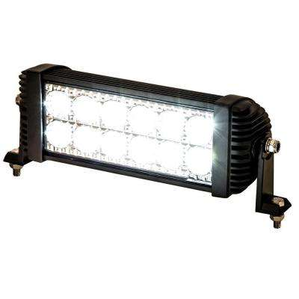 12 LED Spot-Flood Combination Light Bar