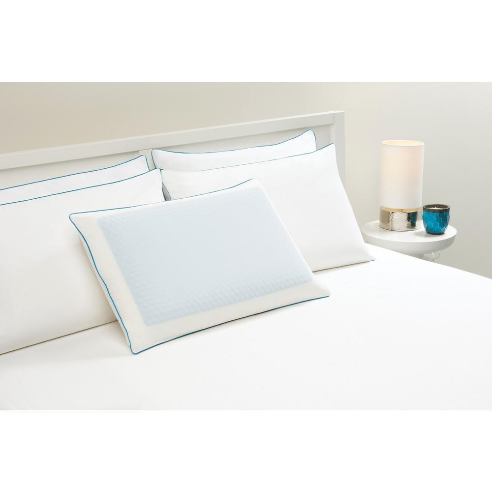 internet 302757329 comfort revolution king gel bed pillow - Comfort Revolution Pillow