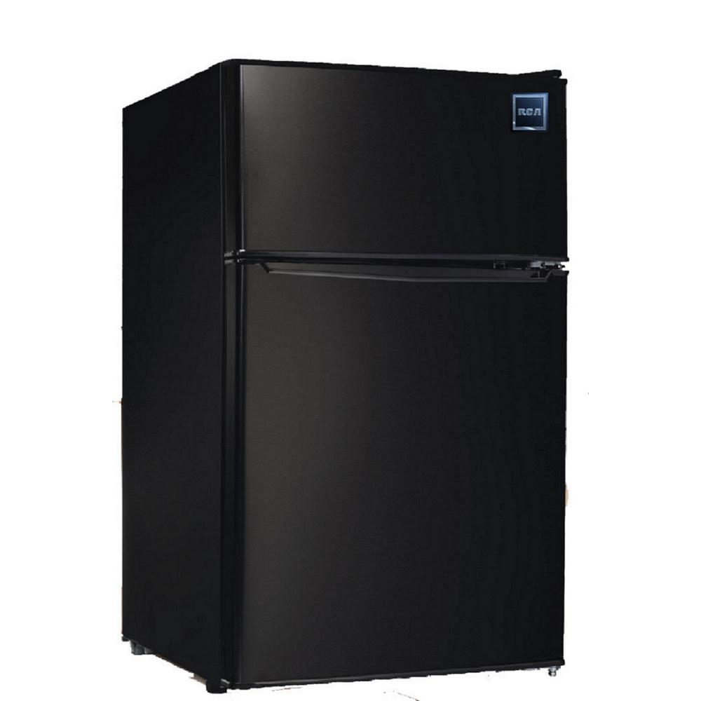 RCA 3.2 cu. ft. Mini Fridge in Black