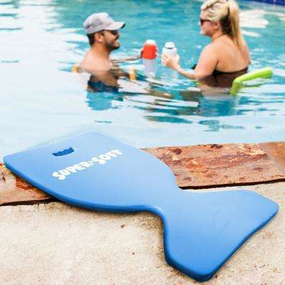 Deluxe Marina Blue Saddle for Pools