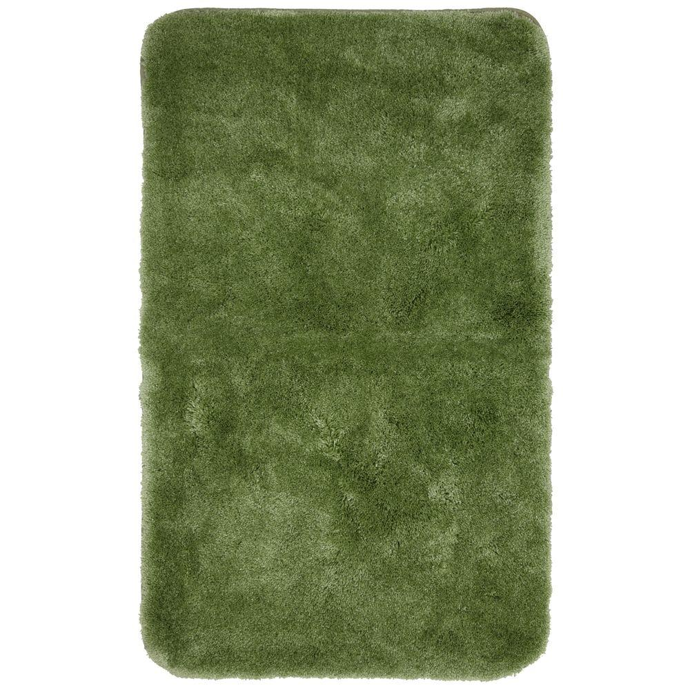 Mohawk Home Regency Sage Green 24 in. x 40 in. Bath Rug-DISCONTINUED