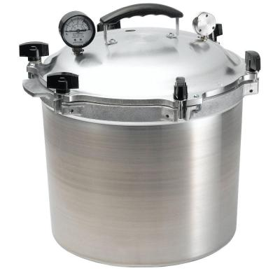 ALL AMERICAN-Pressure Cooker/Canner