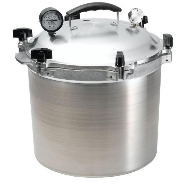 ALL AMERICAN Pressure Cooker/Canner 010015 CKR