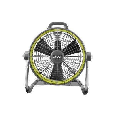 18-Volt ONE+ Hybrid 18 in. Air Cannon Drum Fan
