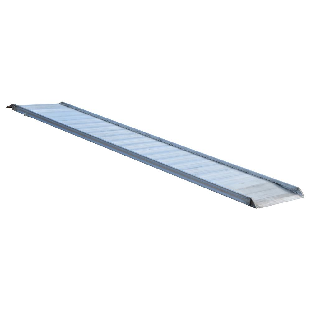 Co. Weight Pounds: 148 Type: A Capacity Pounds: 1400 Awr-28-12A Aluminum Walk Ramps Overlap Type 28 Wide//26 Usable Length Ft: 12 Hawr-28-12A Vestil Mfg Height Range: 6-46
