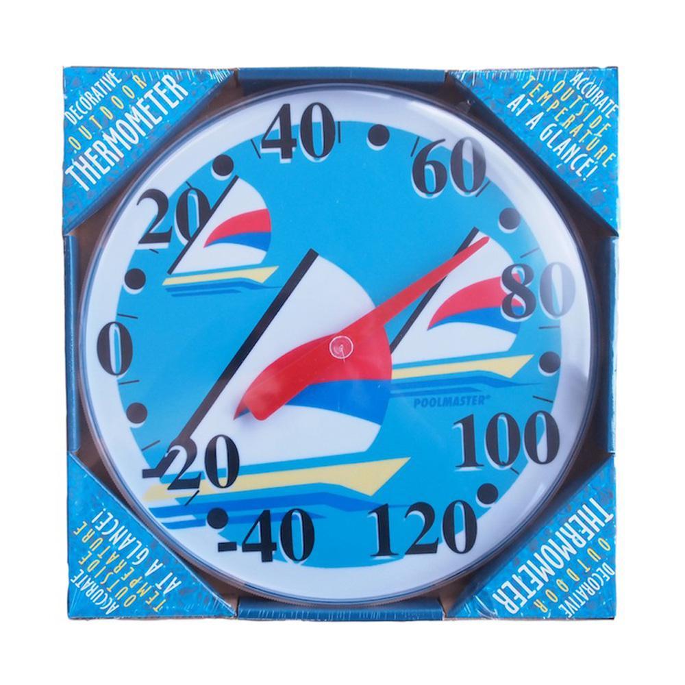Sailboat Wall Thermometer