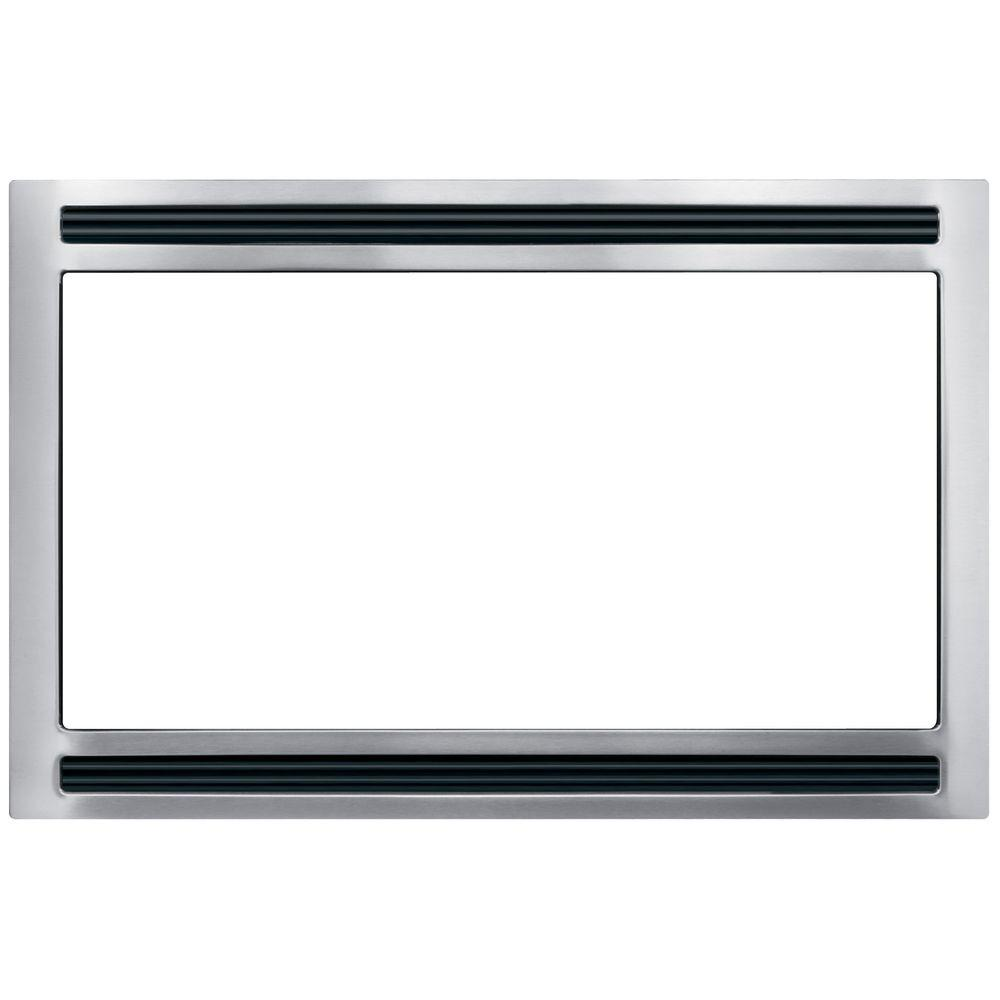 Frigidaire built in microwave trim kit bestmicrowave for Microwave ovens built in with trim kit
