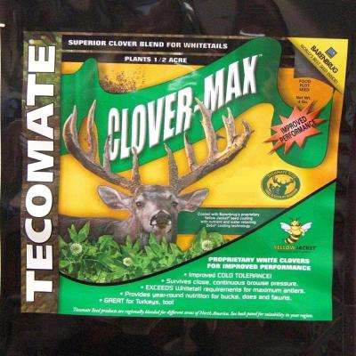 4 lb. Clover Max Professional Wildlife Seed