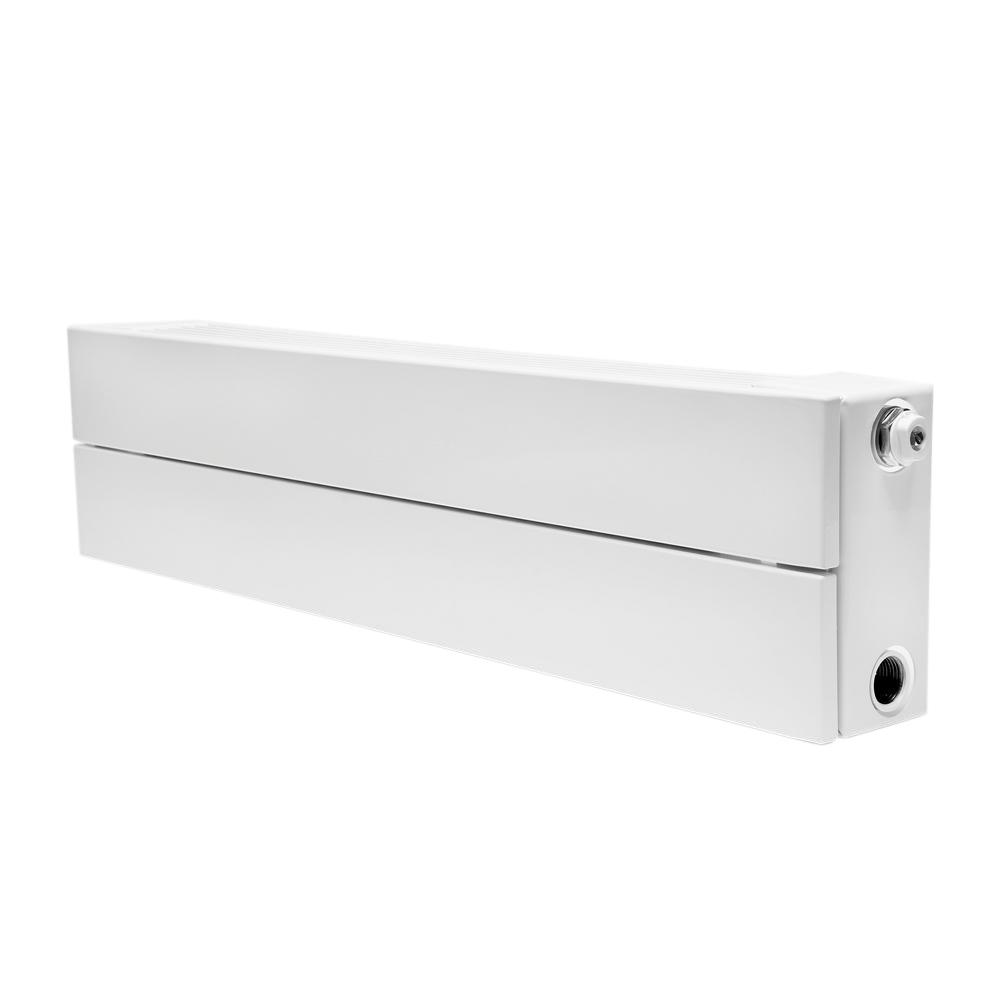 Myson decor series 2 tube hot water panel radiator for Myson decor