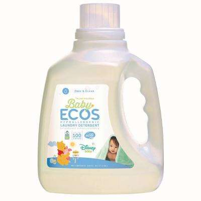 100 oz. Disney Baby Free and Clear Liquid Laundry Detergent