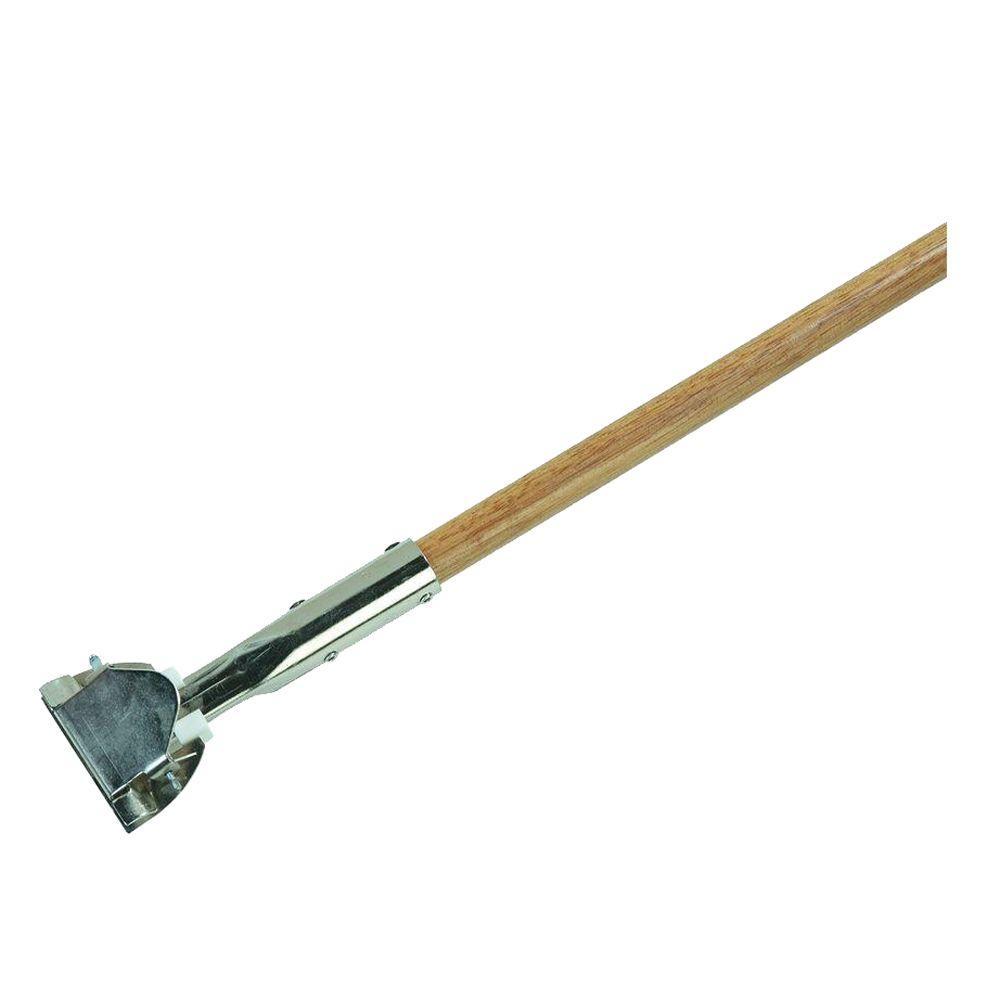 60 in. Wood Dust Mop Handle (Case of 12)