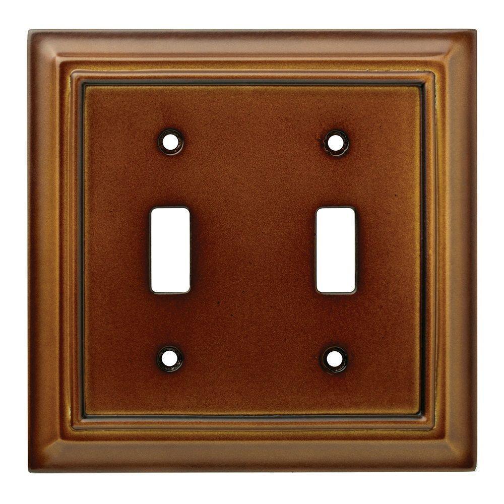 Decorative Wall Plates Hampton Bay : Decorative switch plates compare prices at nextag