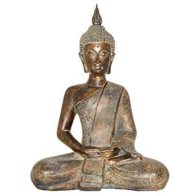 16.75 in. T Thai Sitting Buddha