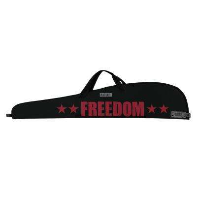 Locking Long Gun Case with Security Tether in Freedom