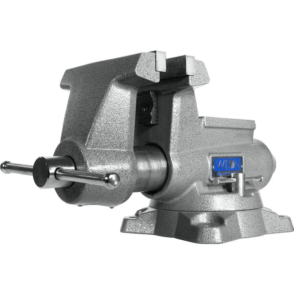 6.5 in. 865M Wilton Mechanics Pro Vise