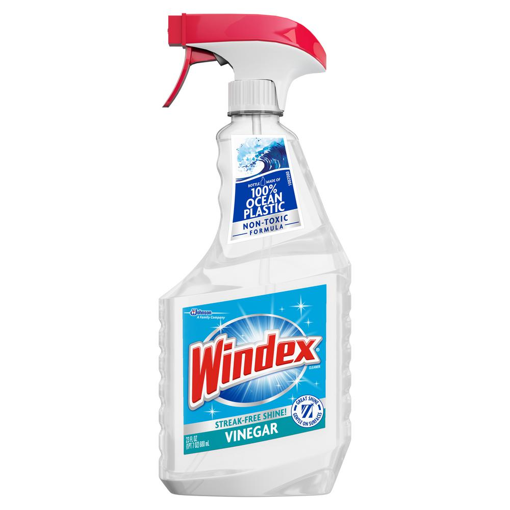 Cleaning Kitchen Cabinets With Vinegar: Windex 23 Fl. Oz. Vinegar Multi-Surface Cleaner-312620