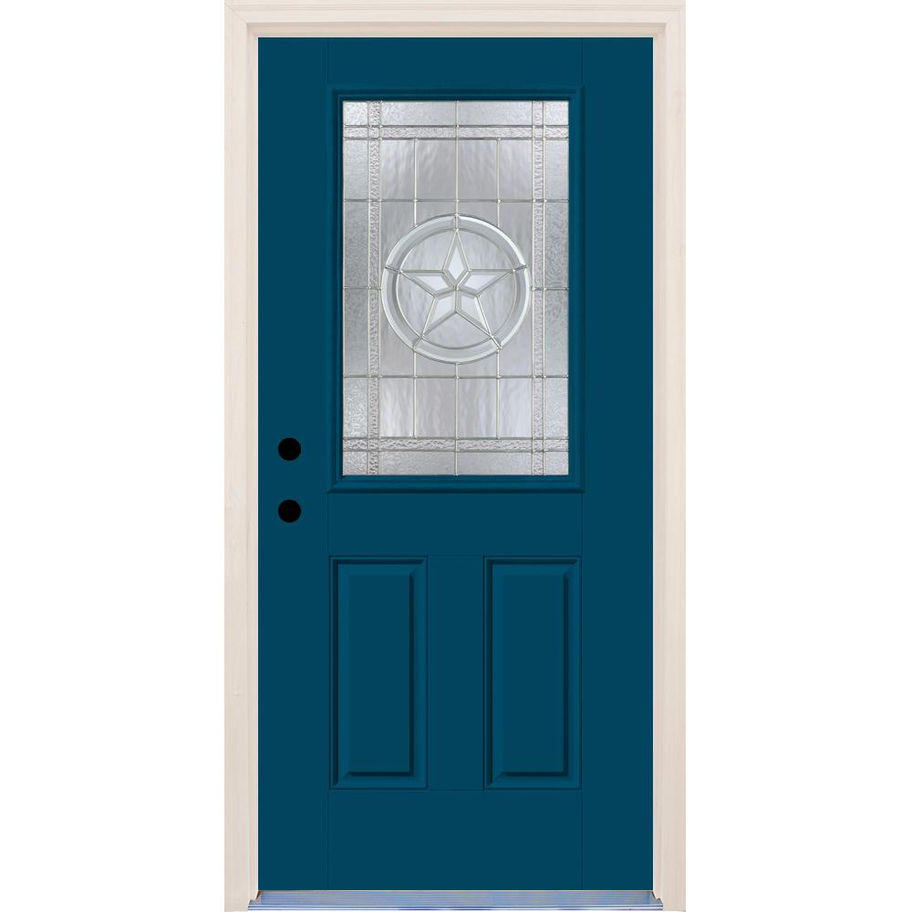 Decorative Glazing In Doors : Builders choice in right hand lite texas