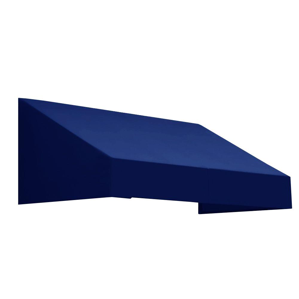 AWNTECH 25 ft. New Yorker Window/Entry Awning (18 in. H x 36 in. D) in Navy
