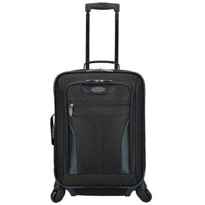 Charleville 20 in. Spinner Luggage, Black