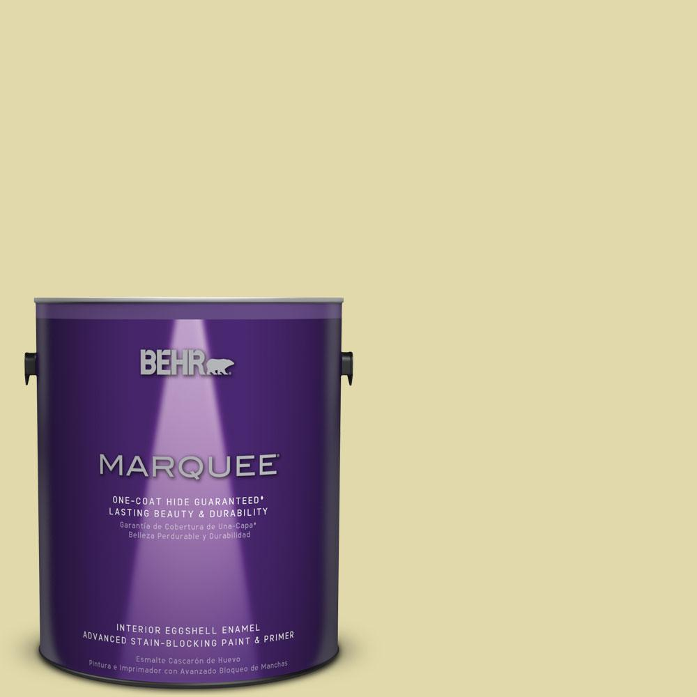 BEHR MARQUEE 1 gal. #HDC-MD-10A Sweet Chrysanthemum Interior ...