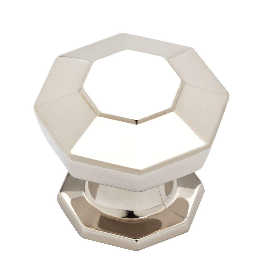 Martha Stewart Living Faceted 1 3 16 In 30mm Polished