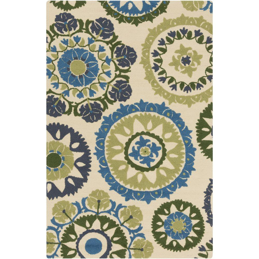 Artistic Weavers Wanniassa Beige 2 ft. x 3 ft. Indoor/Outdoor Area Rug