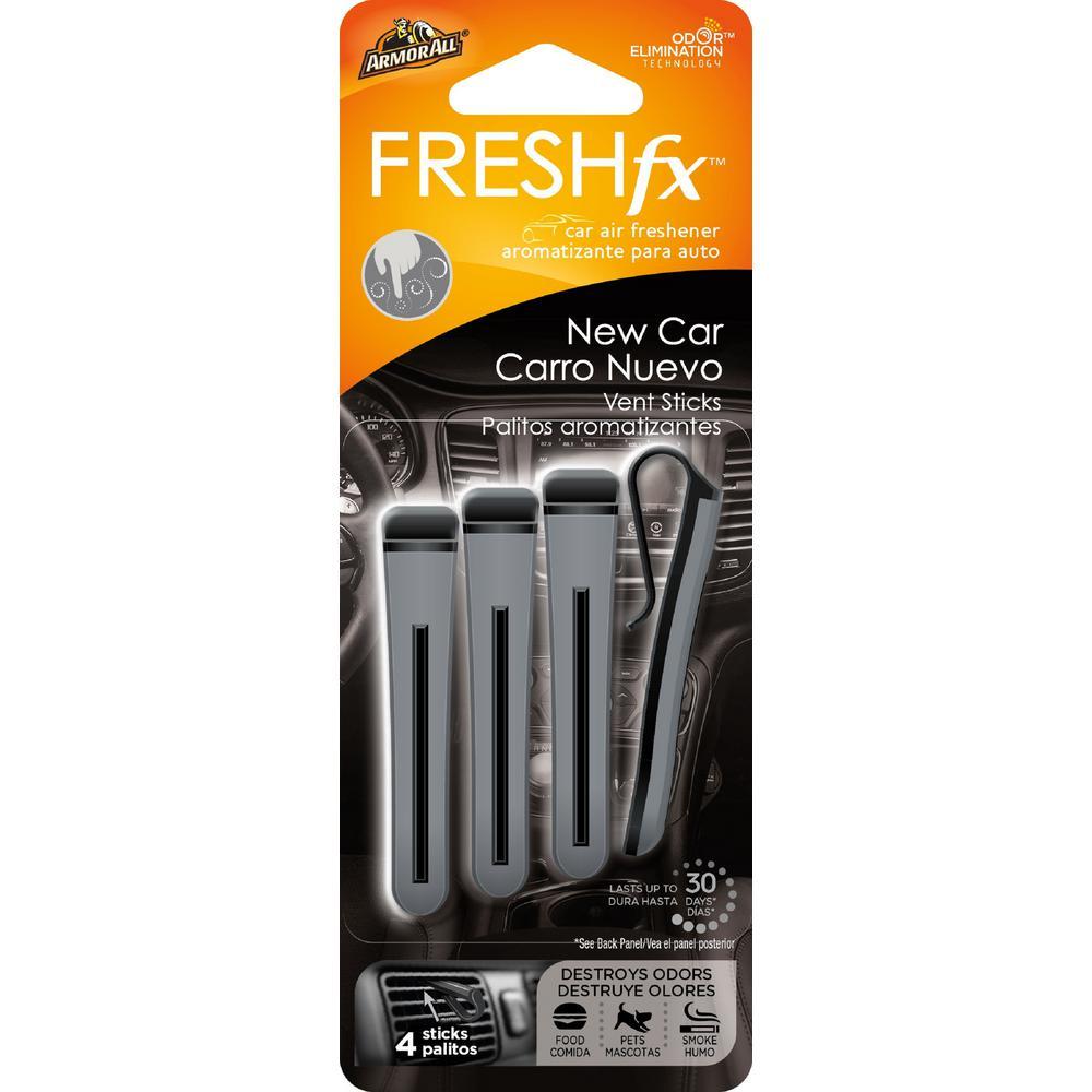 Air Freshener FreshFX Vent Stick New Car