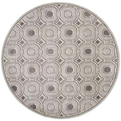 Border - Round - Outdoor Rugs - Rugs - The Home Depot