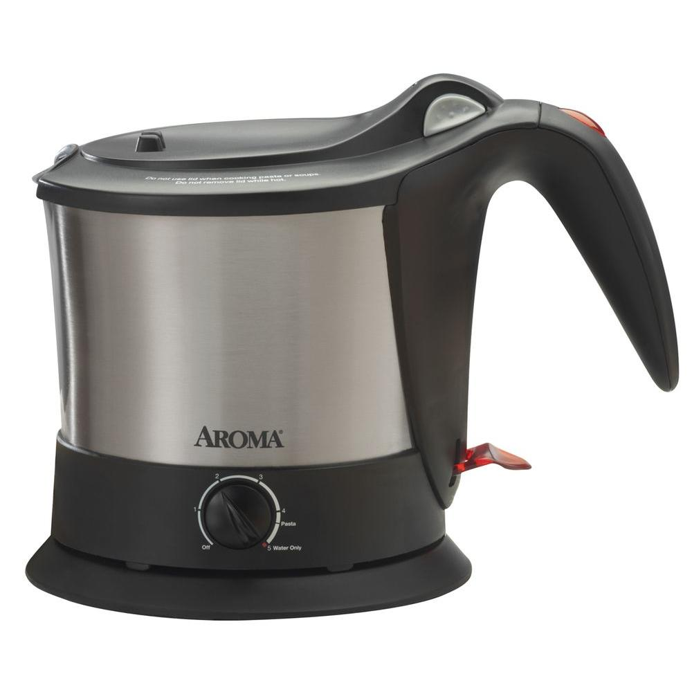 AROMA The Pasta Plus Water Kettle & Noodle Cooker-DISCONTINUED