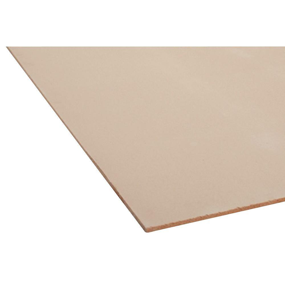 Builders Choice 1 2 In X 4 Ft X 8 Ft R 3 Natural Soundboard Insulating Sheathing Hdsb1248 The Home Depot