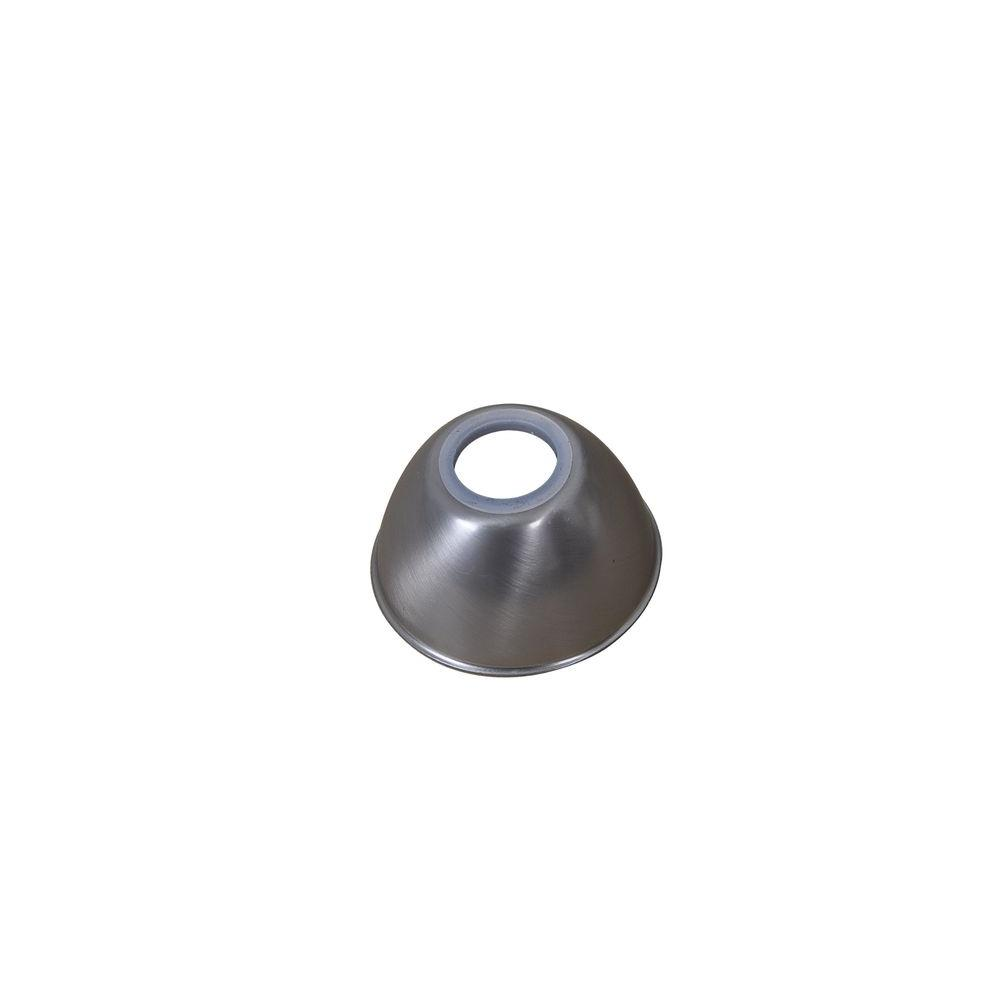 Edgemont 52 in. Colonial Pewter Ceiling Fan Replacement Collar Cover