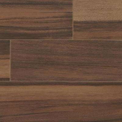 Forest Bay Sienna 8 in. x 36 in. Ceramic Floor and Wall Tile (13.51 sq. ft. / case)
