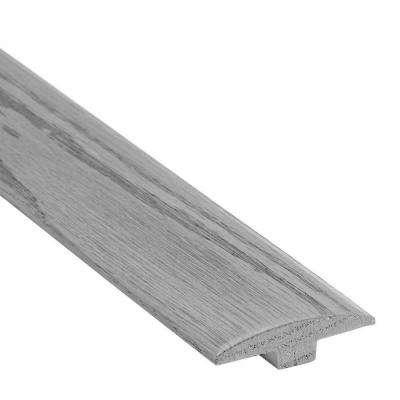 1/4 in. x 2 in. x 78 in. Hickory Honey Blush T-Molding