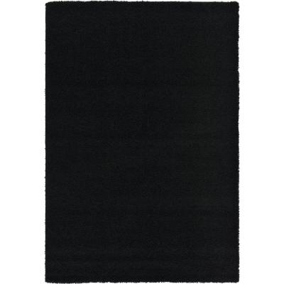 6 X 9 Black Area Rugs Rugs The Home Depot