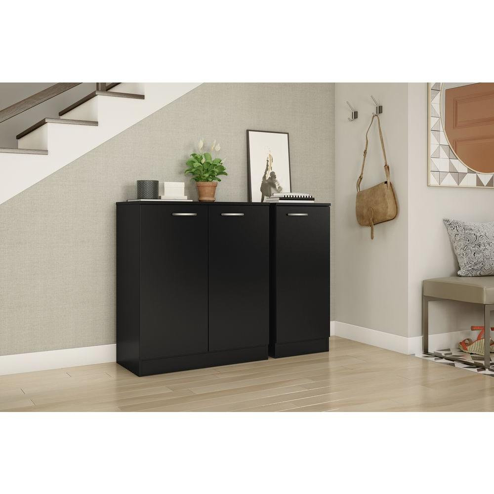 home depot office cabinets. Axess Pure Black Storage Cabinet Home Depot Office Cabinets