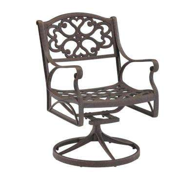 Excellent Home Styles Swivel Outdoor Dining Chairs Patio Chairs Squirreltailoven Fun Painted Chair Ideas Images Squirreltailovenorg