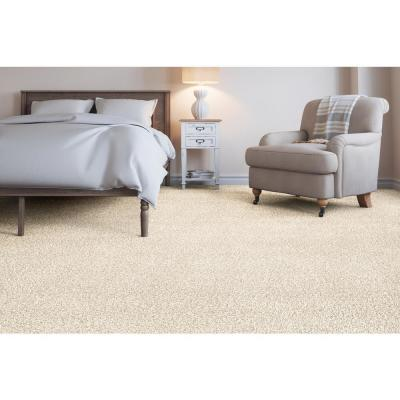 Trendy Threads I - Color Chic Texture 12 ft. Carpet