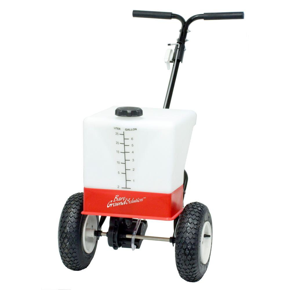 Bare Ground Estate Residential Rolling Sprayer
